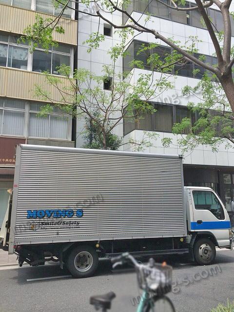 大阪市でオフィス引越し