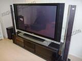 65型プラズマ液晶テレビの運送。