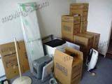 引越し料金を下げる方法:自分でオフィス家具を分解組立て