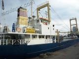 船を使ったお引越し。離島へ貨物コンテナで運搬!