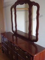アンティーク調家具のある引越し[2]大型家具、油絵の梱包