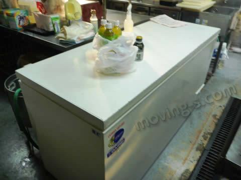 大型冷凍庫